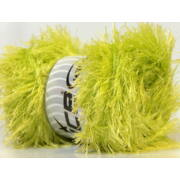 Eyelash 100 g világos zöld, neon zöld
