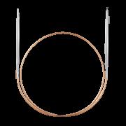 Addi  vékony fém körkötőtű 2- 3,5 mm