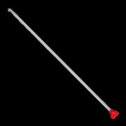 Addi Tuniszi horgolótű, egyenes, hosszú 2-5 mm