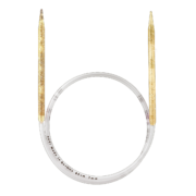 Addi extra vastag műanyag körkötőtűk 12-15 mm