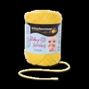 Cotton Baby Smiles sárga