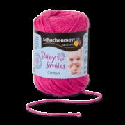 Cotton Baby Smiles cukorka rózsaszín
