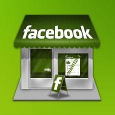 Face book webáruház