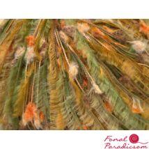 Eyelash Blend narancssárga, barna, zöld árnyalatai