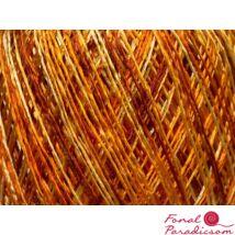 Floss Superfine narancssárga arany barna