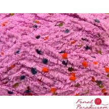 Puffy PomPom sötét rózsaszín