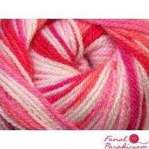 GumBall fehér, piros, rozsaszín