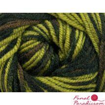 Camouflage zöld barna árnyalatokban