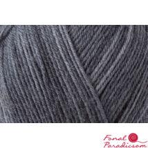 Regia color zoknifonal 100 g fekete szürke kőmosott 01933