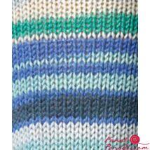 Regia color zoknifonal 100 g Levegő színösszeállításban 03729