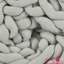 Cotton Jersey  ezüst szürke 00091