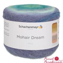 Mohair Dream peacock color 00084