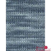 Regia color zoknifonal 100 g kék kőmosott 01936