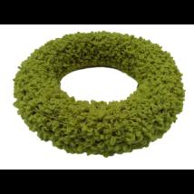 Szalmakoszorú, fésült 30 cm