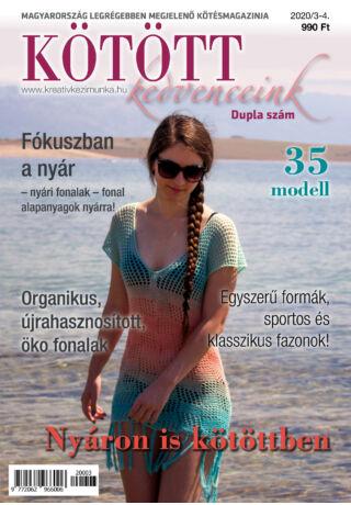 Kötött kedvenceink 2020-3-4 nyári magazin