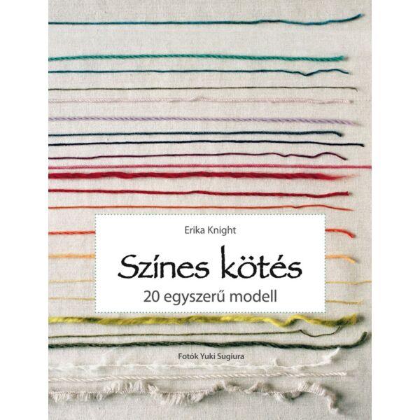 színes kötés, kézimunka könyv, kötés minták, modellek