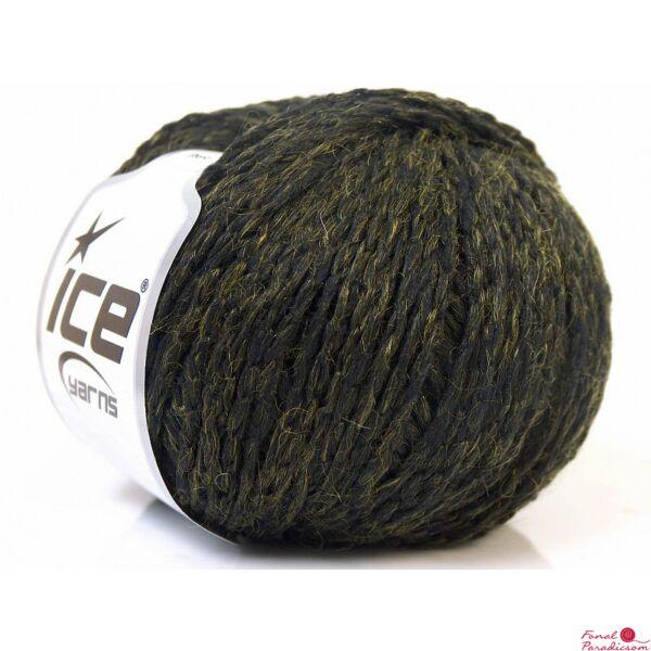 Ebano sötétzöld fekete