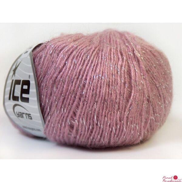 Loren Wool ezüst, világos lila