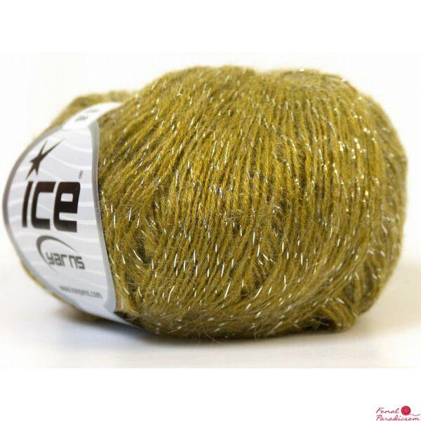Loren Wool olíva zöld, ezüst