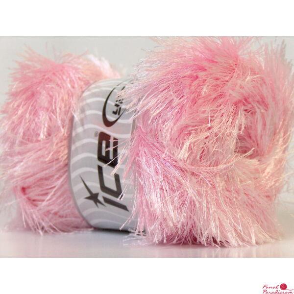 Eyelash 100 g baba rózsaszín