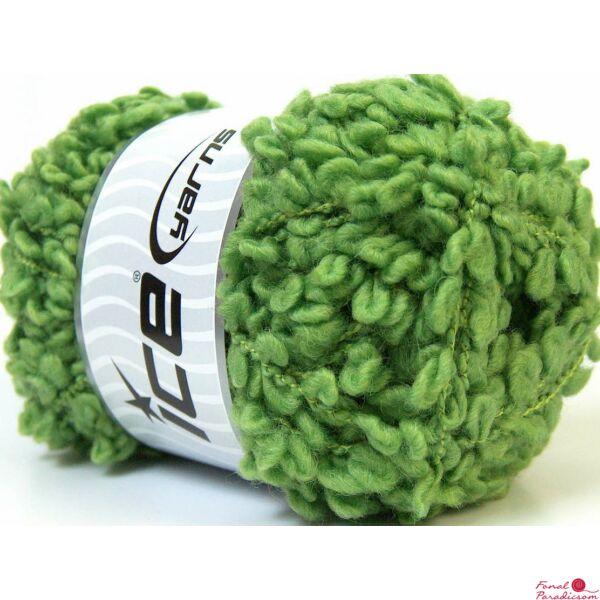 Wool Boucleron zöld