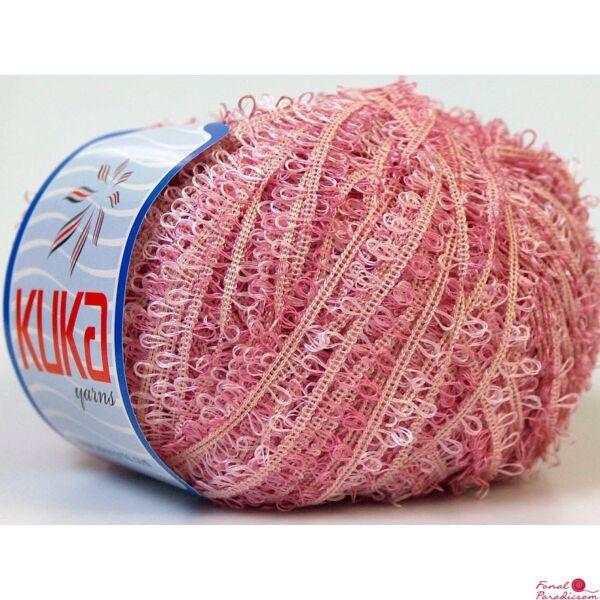 Twin Ringlets Pink világos rózsaszín