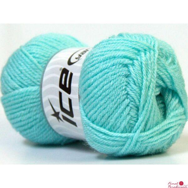 BABY Wool világos zöld
