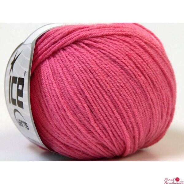Baby Merino rózsaszín