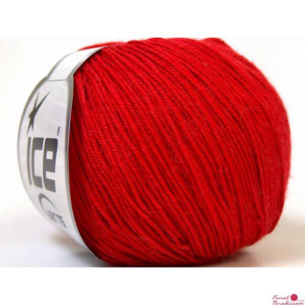 Baby Merino piros