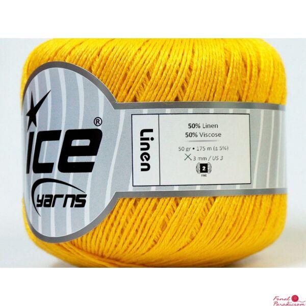 Linen sárga