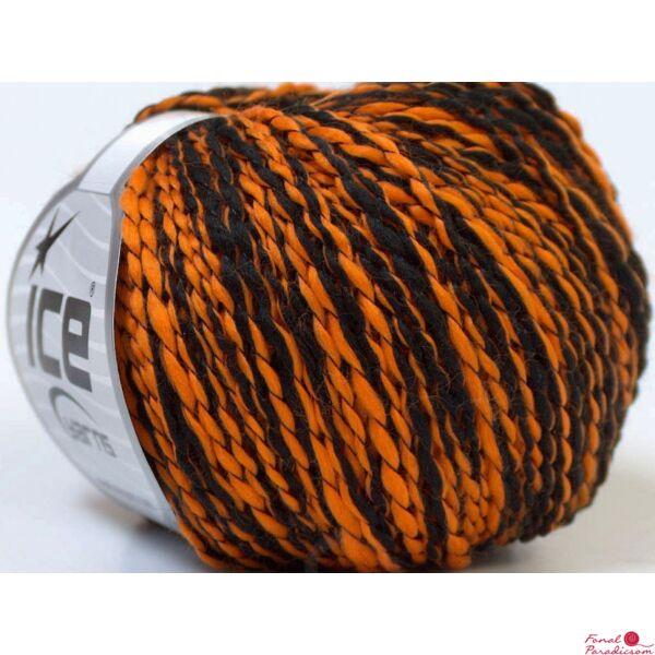 Modena narancssárga, fekete