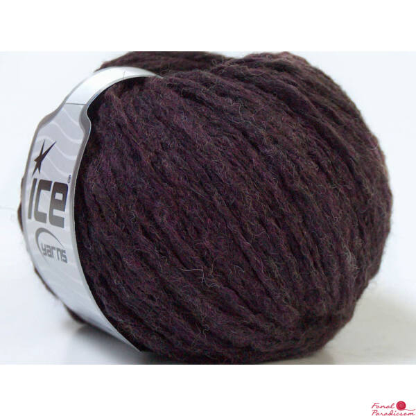 Dakota wool barna