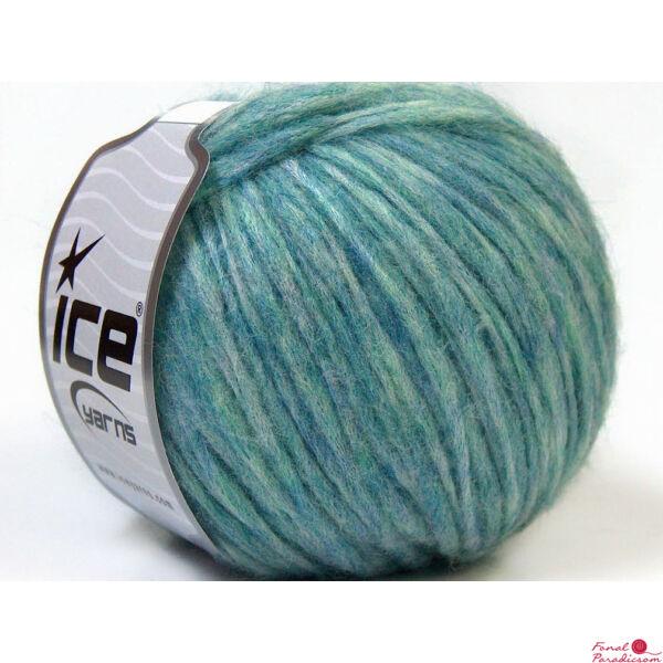 Baby Alpaca Yak zöld kék