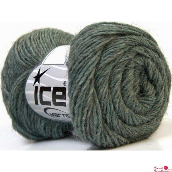 Souffle Alpaca zöldes szürke