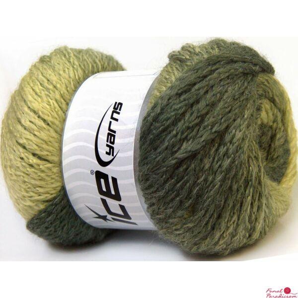 Kramer Wool zöld árnyalatai