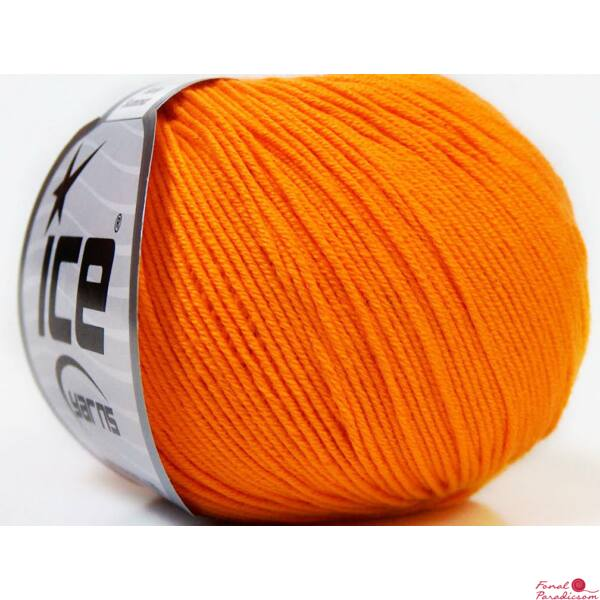 Baby summer halvány narancssárga