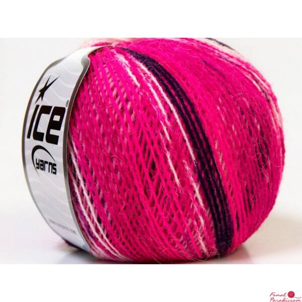 Rosetta pink, lila, fehér