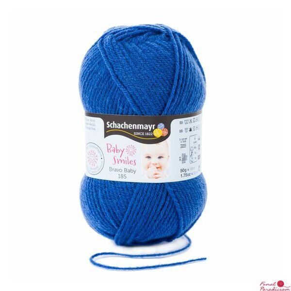 Bravo Baby Baby Smiles  185 Farmer kék  01052