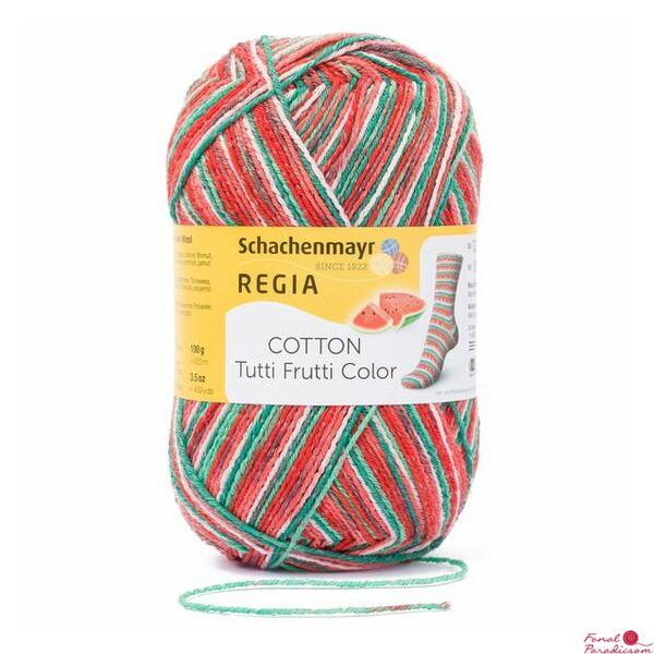 Regia Cotton Tutti Frutti görögdínye 02421