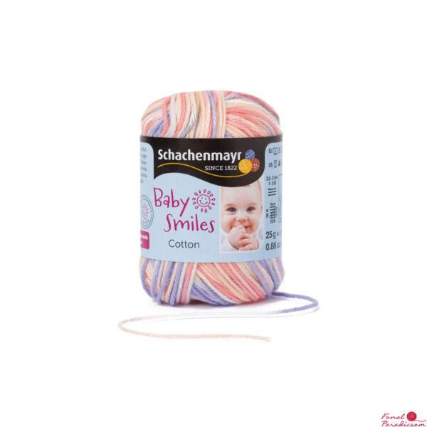 Cotton Baby Smiles baba rózsaszín color 02080