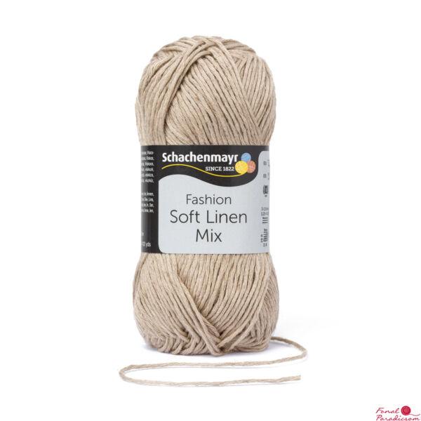 Soft Linen Mix bézs 0006