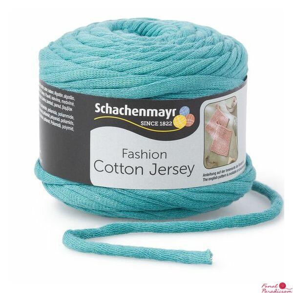 Cotton Jersey smaragd zöld 00070