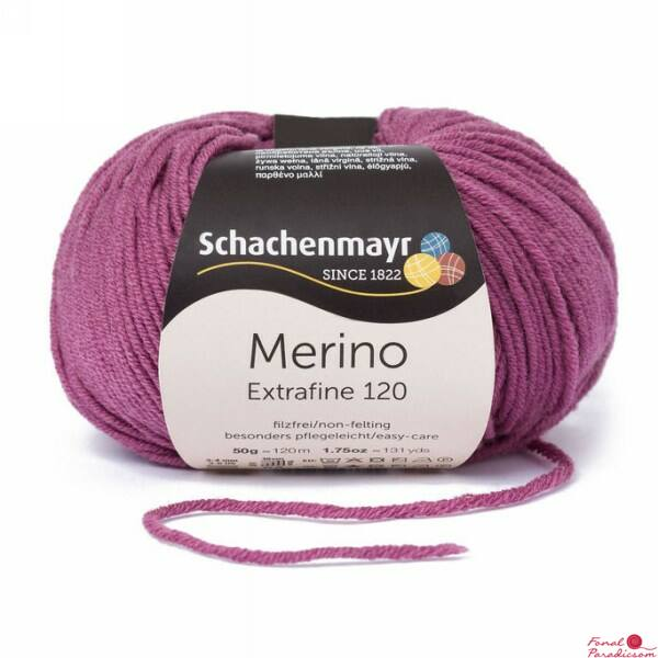 Merino Extrafine 120 fonalcsalád