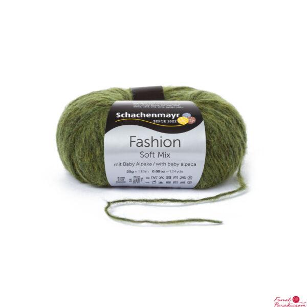 Soft Mix oliva zöld 00072