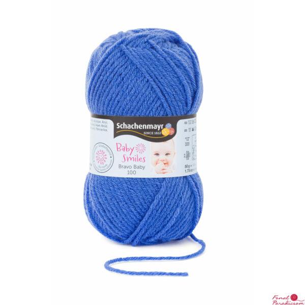 Bravo Baby Baby Smiles 100 Ég kék 01053