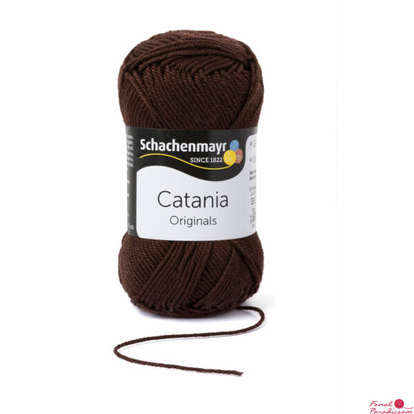 Catania Csokoládébarna 00162