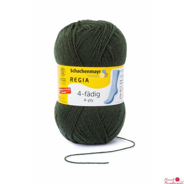 Regia zoknifonal 100 g zöld 01994