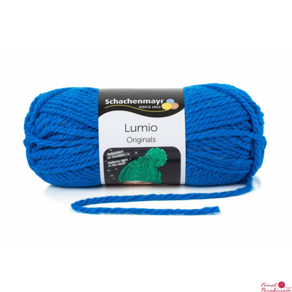 Lumio írisz kék 00054