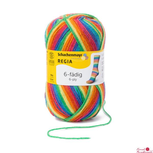 Regia 6- födig Color Szivárvány 150 g 06367
