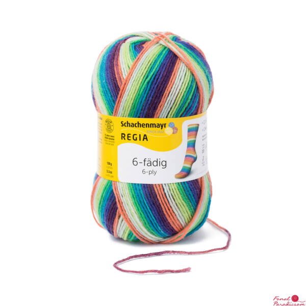 Regia 6 - födig Color Tó 150 g